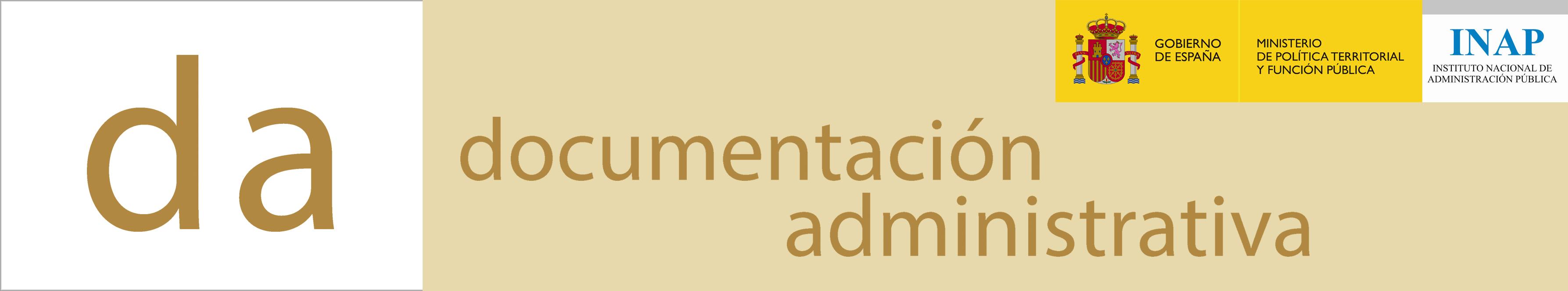 Revista Documentación Administrativa