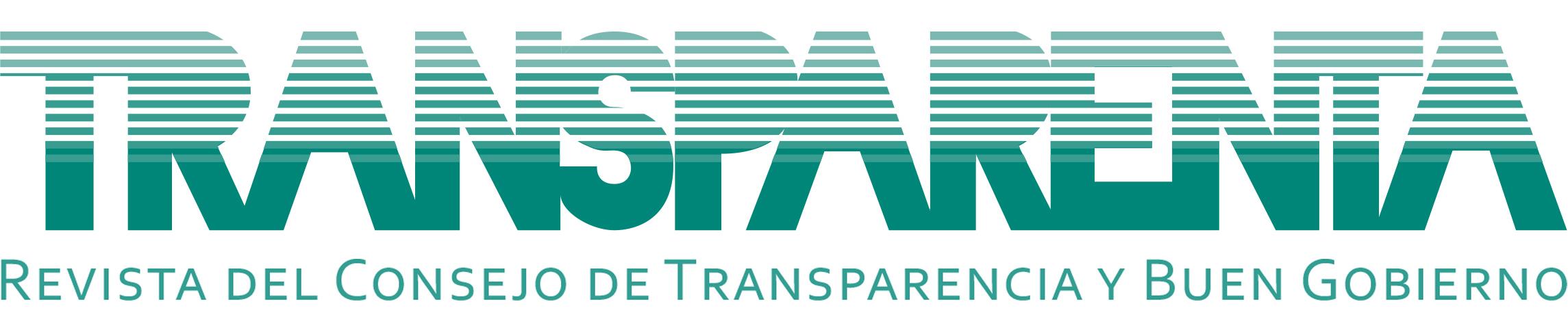 Imagen de cabecera de la Revista del Consejo de Transparencia y Buen Gobierno