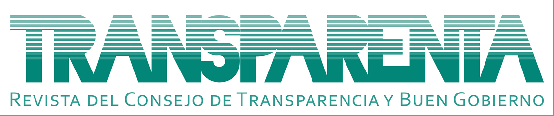 Imagen de presentación de la Revista del Consejo de Transparencia y Buen Gobierno