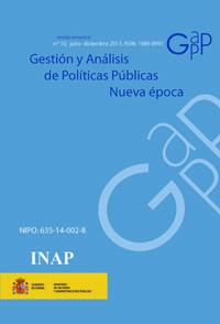 Ver GAPP. Nueva Época. Número 10 (diciembre 2013)