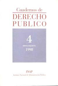 Ver Cuadernos de Derecho Público. 1997-2007. Número 4