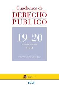 Ver Cuadernos de Derecho Público. 1997-2007. Números 19-20