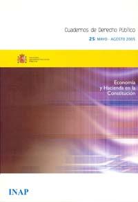 Ver Cuadernos de Derecho Público. 1997-2007. Número 25
