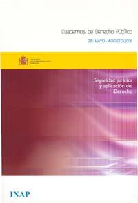 Ver Cuadernos de Derecho Público. 1997-2007. Número 28