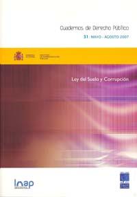 Ver Cuadernos de Derecho Público. 1997-2007. Número 31
