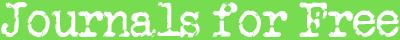 Logo Journalsforfree